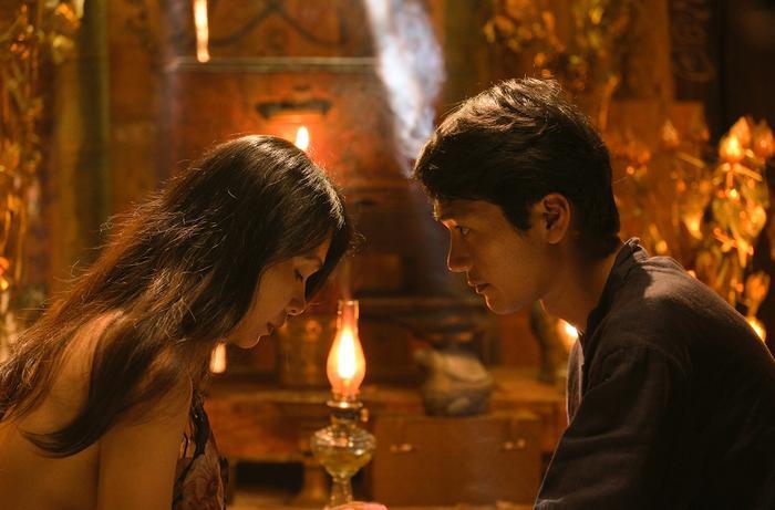 Review phim Thất Sơn tâm linh: Không jump-scare mà vẫn nghẹt thở, Hoàng Yến Chibi diễn vai câm điếc xuất thần bằng ánh mắt ảnh 0