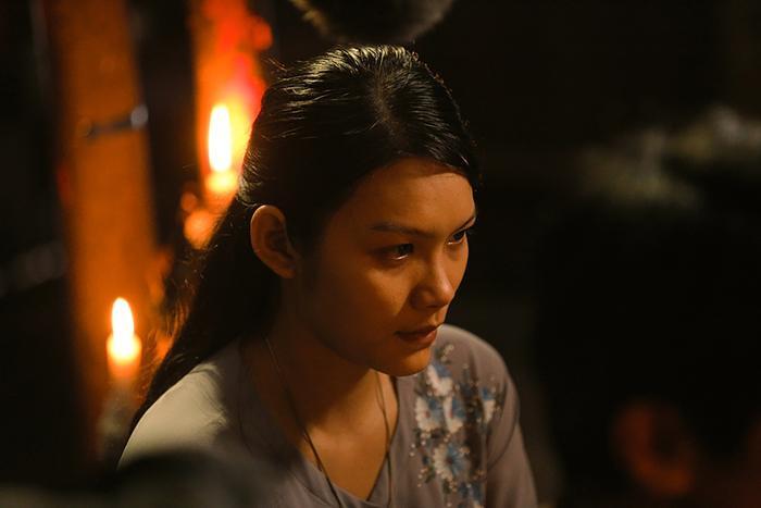 Review phim Thất Sơn tâm linh: Không jump-scare mà vẫn nghẹt thở, Hoàng Yến Chibi diễn vai câm điếc xuất thần bằng ánh mắt ảnh 14