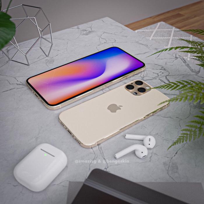 Cuối cùng, chúng ta sẽ thấy iPhone 12 sở hữu thiết kế với các cạnh bo cong rất ít cùng phần khung bằng thép không gỉ, giống như iPhone 4 năm nào. Nguồn tin từ Ming-Chi Kuo còn cho biết chiếc điện thoại mới của Apple trong năm sau có thể được tráng cả kính sapphire ở bên sườn máy để bảo vệ thiết kế kính - kim loại mới.
