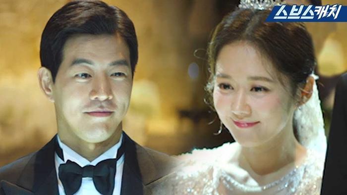 VIP: Jang Nara trẻ xinh như gái 20 trong ngày cưới anh chồng quốc dân Lee Sang Yoon ảnh 4