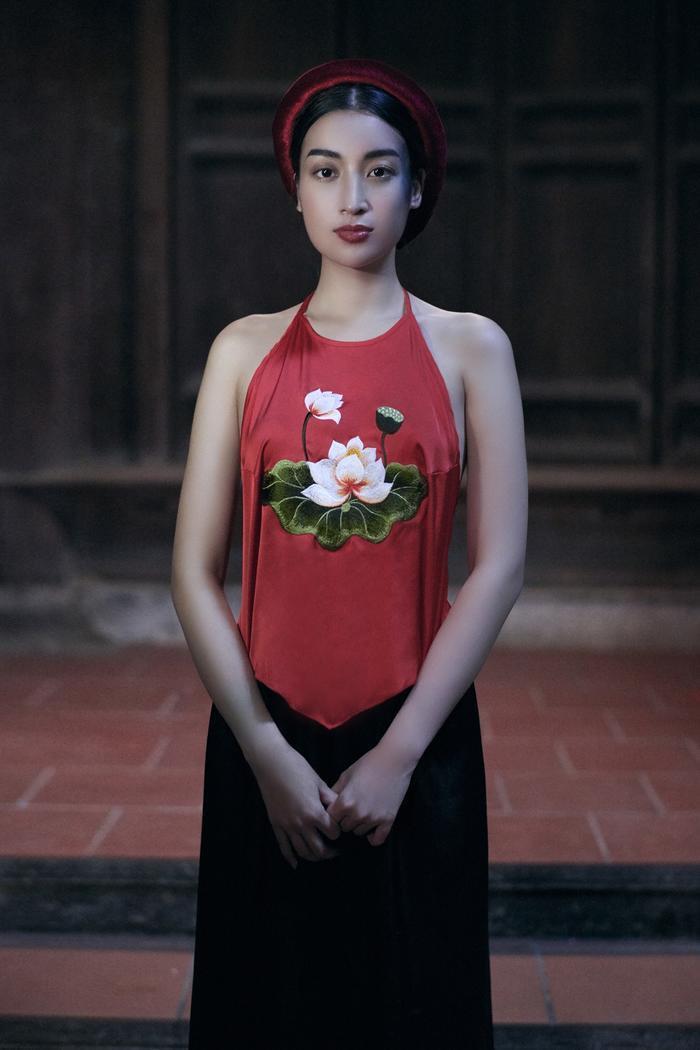 Đỗ Mỹ Linh đã để lại những ấn tượng đẹp sau khi tham gia diễn xuất trong MV của Đức Phúc.