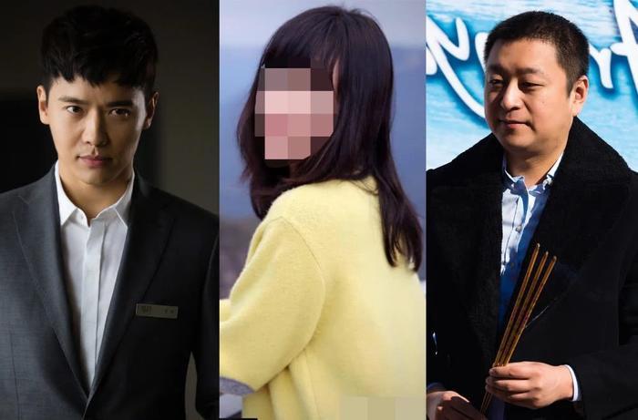 Cao Vân Tường, nhà sản xuất Vương Tinh cùng với nạn nhân đứng ra tố cáo.