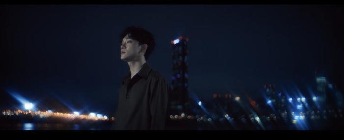 Anh chàng Chen trong MV.