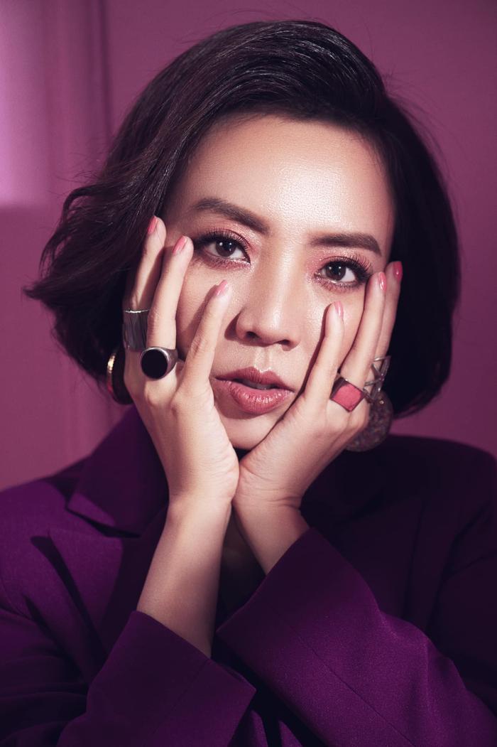 """Thu Trang mới đây đã đứng ra """"khởi xướng"""" dự án nhóm nhạc mới."""