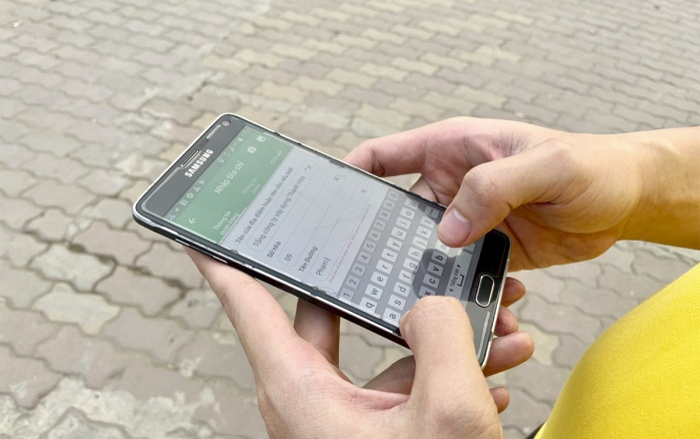 Hiện tại, Vmap mới chỉ sử dụng được trên nền web, chưa ra mắt ứng dụng trên các hệ điều hành smartphone. (Ảnh: Viettimes)