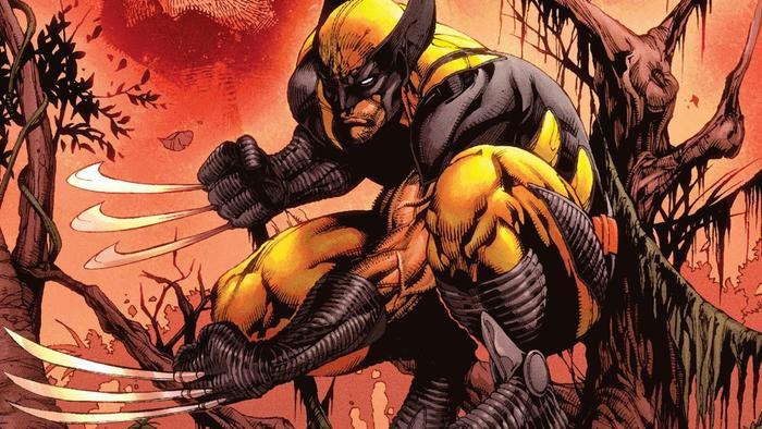 Adamantium là chất cấu tạo nên bộ móng của Wolverine.