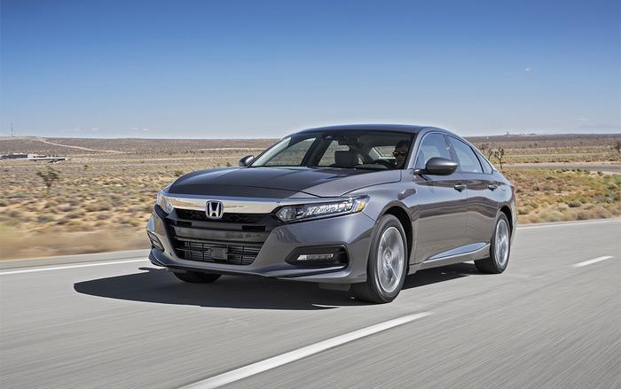 Honda Việt Nam đã xác nhận về việc sẽ cho ra mắt Honda Accord 2020 vào tháng 10/2019 tới.