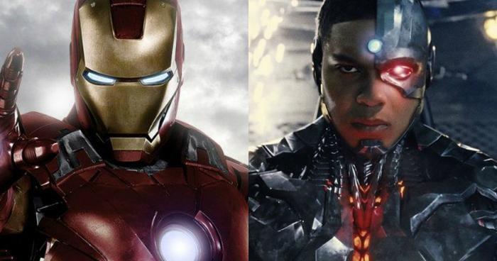 8 cặp siêu anh hùng Marvel  DC có sức mạnh tương tự nhau: Bạn về phe nào? (Phần 1) ảnh 3