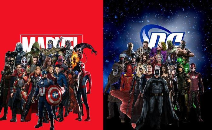 10 cặp siêu anh hùng Marvel – DC có sức mạnh tương tự nhau: Bạn về phe nào? (Phần 1)