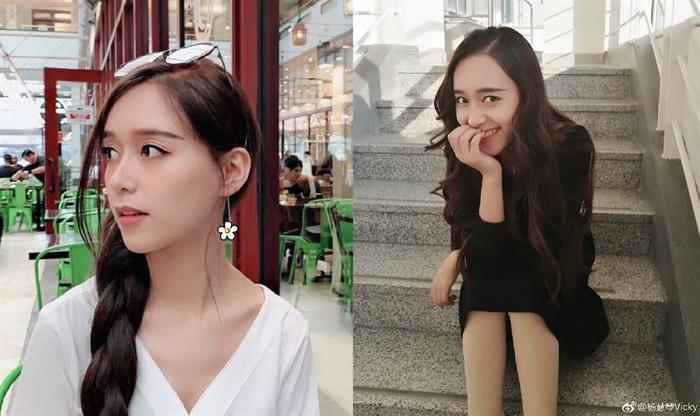 """Dương Tuệ đang khiến dân tình """"sốt sình sịch"""" với vẻ ngoài xinh đẹp và trình độ học vấn cao."""