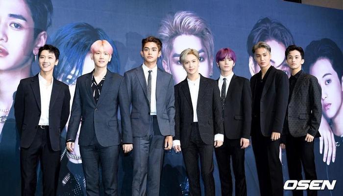 Tại đây, SM Entertainment đã công bố lịch trình của SuperM sau thời điểm sân khấu debut kết thúc.