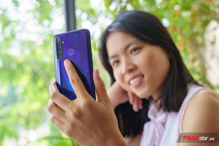 Đánh giá tổng thể Realme 5 Pro: Bước tiến dài để trở thành một trong những smartphone tầm trung nổi bật! ảnh 1
