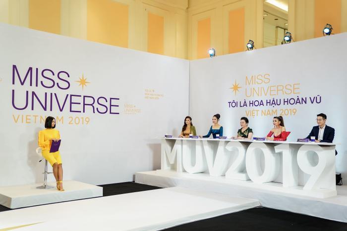 Tập 1 show thực tế đẫm drama lên sóng muộn 2 tiếng, Miss Universe Vietnam 2019 nói gì? ảnh 3