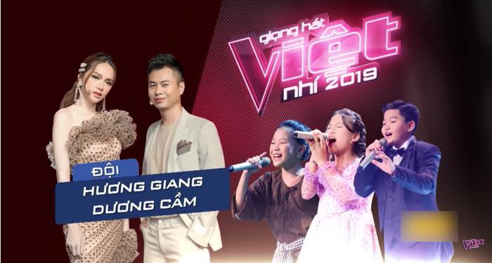 Team Hoàng gia sở hữu 3 giọng ca nhí Ngọc Nhi, Bảo Hân và Chấn Quốc.