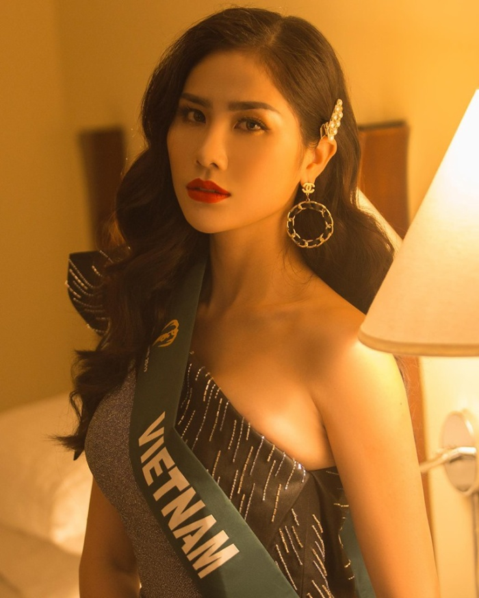 Với nhan sắc, chiều cao nổi bật, liệu người đẹp có làm được kì tích như Phương Khánh năm ngoái?