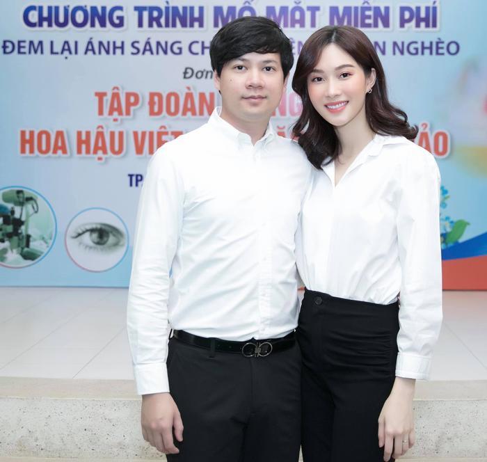 Vợ chồng Đặng Thu Thảo kỷ niệm 2 năm ngày cưới bằng hoạt động thiện nguyện ý nghĩa ảnh 5