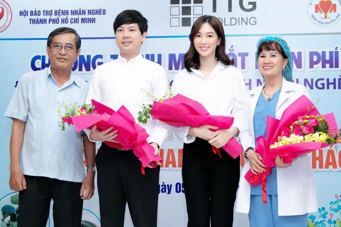 Hoa hậu Đặng Thu Thảo là một người rất nhiệt huyết với các hoạt động cộng đồng.