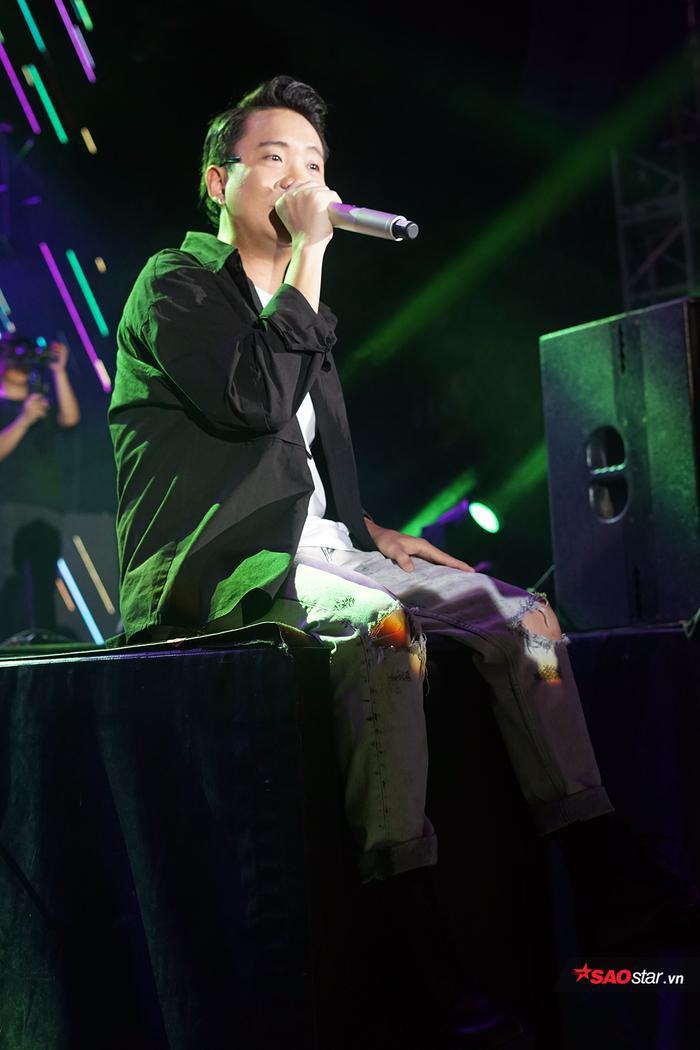Với sự góp mặt của ca sĩ JustaTee…