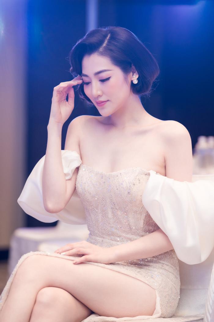 Bảo Thanh tố Tú Anh đi dự event nhưng tâm trí cứ ngắm trai đẹp ảnh 10
