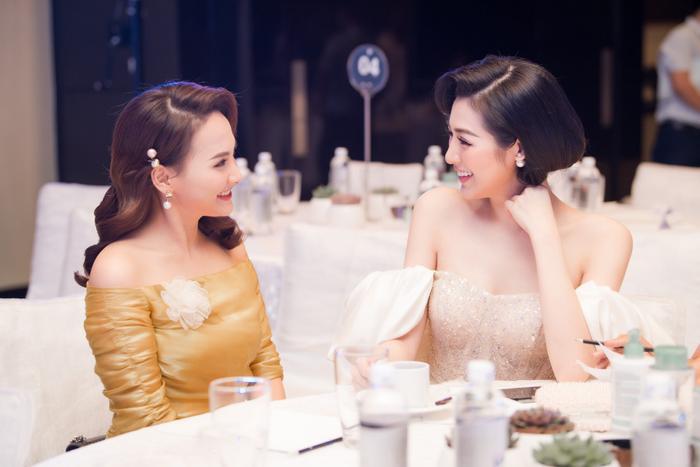 Bảo Thanh tố Tú Anh đi dự event nhưng tâm trí cứ ngắm trai đẹp ảnh 7
