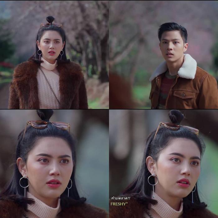 Bộ phim đã phát sóng được chín tập, càng trở nên hấp dẫn hơn khi chuyện tình của Peng và Tatawan xuất hiện người thứ ba.