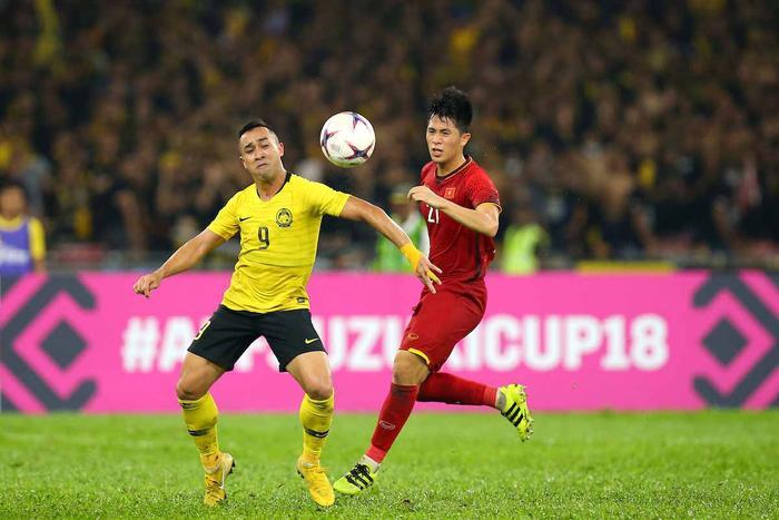 Hàng công ĐT Malaysia chơi rất hay trong năm 2019. Ảnh: AFF.