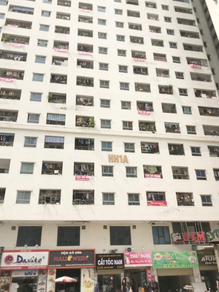 Lãnh đạo phường lên tiếng về văn bản yêu cầu cư dân chung cư Linh Đàm không treo băng rôn đòi sổ hồng vì sơn rất độc hại, ảnh hưởng đến sức khoẻ ảnh 2