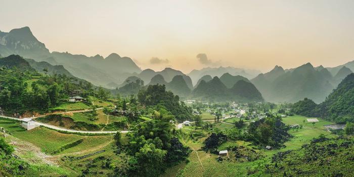 Chinh phục Hà Giang là một cột mốc mới trong cuộc đời du lịch của nhiếp ảnh gia Stefano Ferro.