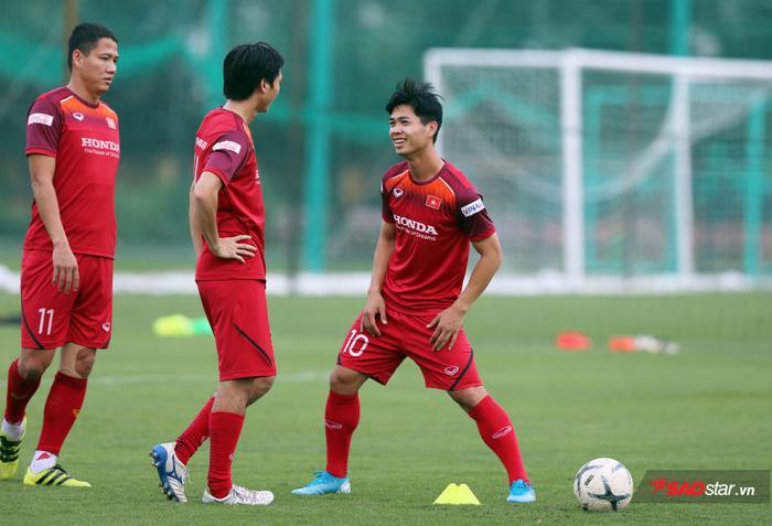 Công Phượng và Anh Đức đã có 3 bàn thắng cho tuyển Việt Nam trong năm 2019.
