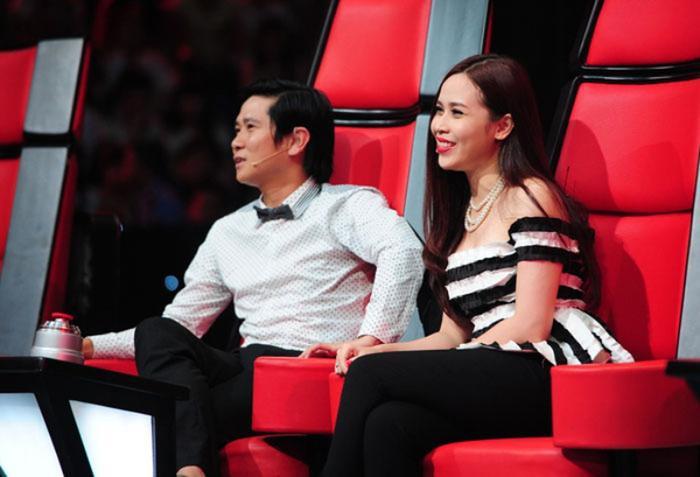 Lưu Hương Giang  Hồ Hoài Anh: Không chỉ là cặp đôi đẹp của showbiz Việt mà còn là những người thầy tận tâm của The Voice Kids ảnh 4