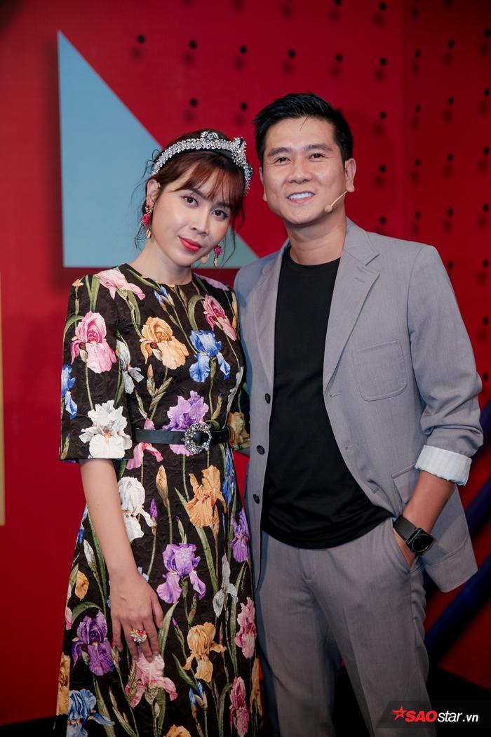Lưu Hương Giang  Hồ Hoài Anh: Không chỉ là cặp đôi đẹp của showbiz Việt mà còn là những người thầy tận tâm của The Voice Kids ảnh 10