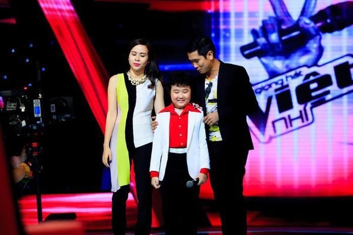 Lưu Hương Giang  Hồ Hoài Anh: Không chỉ là cặp đôi đẹp của showbiz Việt mà còn là những người thầy tận tâm của The Voice Kids ảnh 6