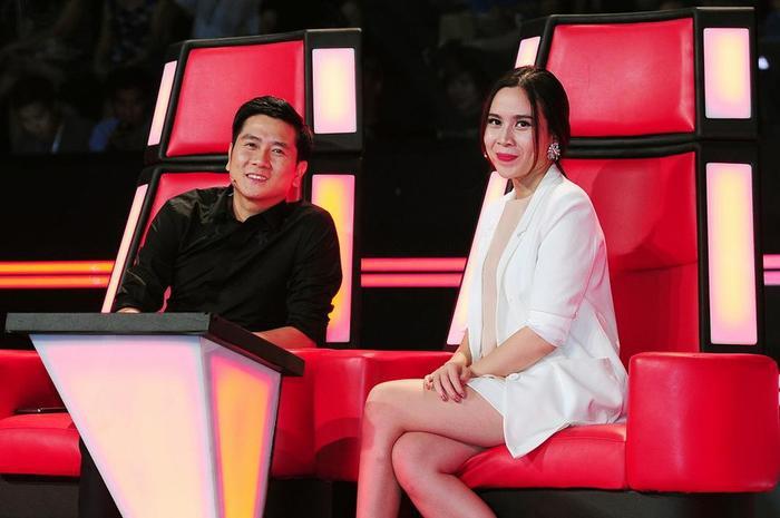 Lưu Hương Giang  Hồ Hoài Anh: Không chỉ là cặp đôi đẹp của showbiz Việt mà còn là những người thầy tận tâm của The Voice Kids ảnh 8