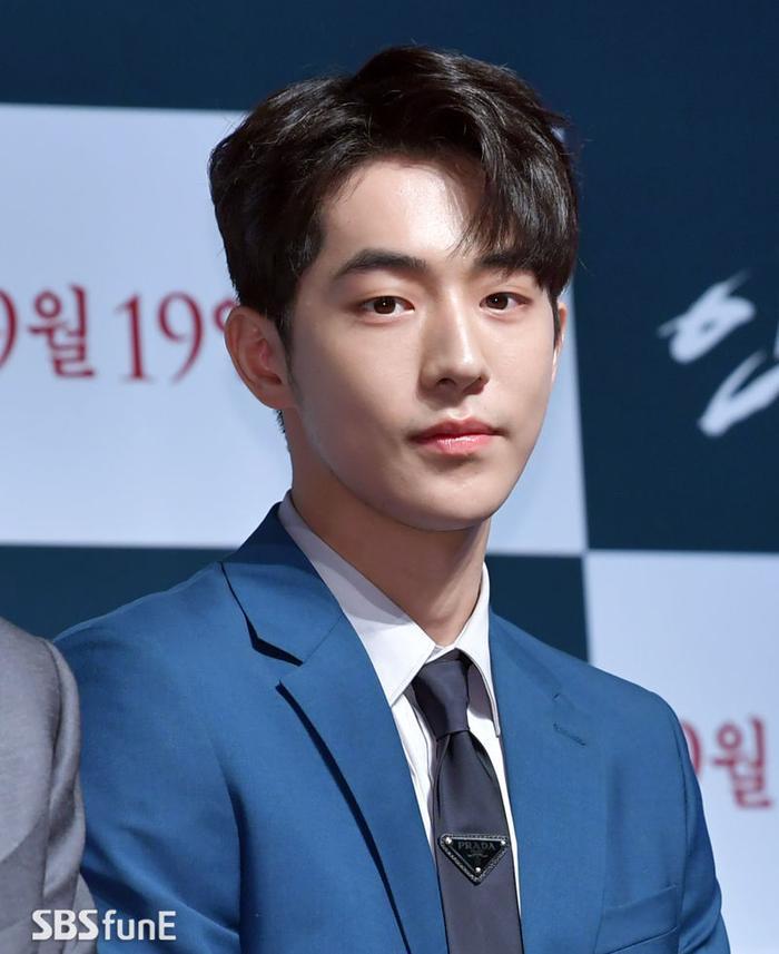 Nam Joo Hyuk.