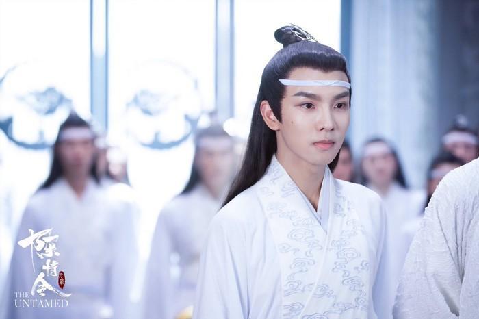 Trần Tình lệnh chi Sinh Hồn tung những bức ảnh đầu tiên của nhân vật Ôn Ninh và Lam Tư Truy/ Ôn Uyển ảnh 7