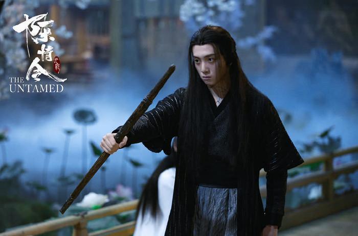 Trần Tình lệnh chi Sinh Hồn tung những bức ảnh đầu tiên của nhân vật Ôn Ninh và Lam Tư Truy/ Ôn Uyển ảnh 4