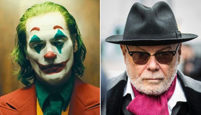 Phần âm nhạc của Joker đang nhận về nhiều chỉ trích vì sử dụng ca khúcRock and Roll Part 2 của Gary Glitter.