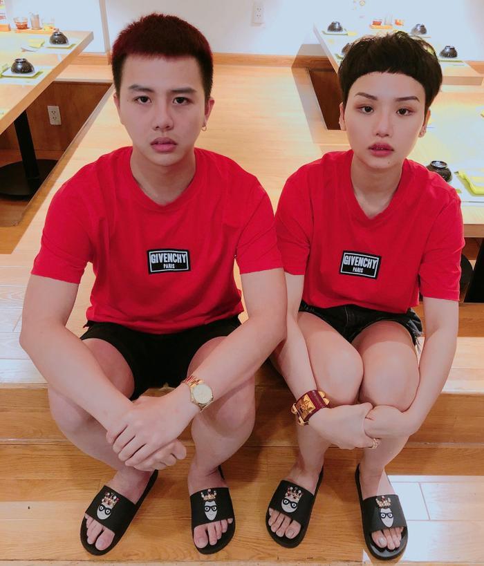 Cả hai là một trong những đôi bạn thân được yêu mến nhất nhì showbiz Việt.