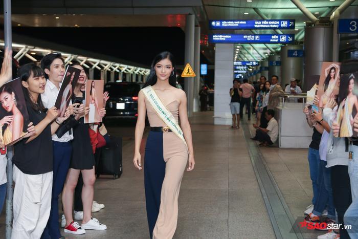 Quyết tâm như Kiều Loan: Xa mặt đất 30 tiếng, học thuộc bài thuyết trình Top 10 Miss Grand Int 2019 ảnh 4
