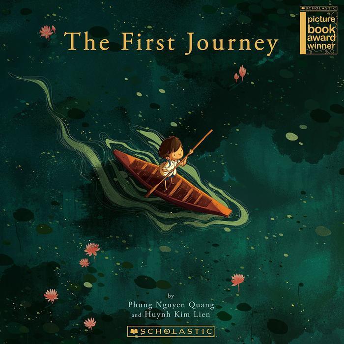 """""""The First Journey"""", cuốn sách dành cho trẻ em hay nhất tại Singapore năm 2018."""