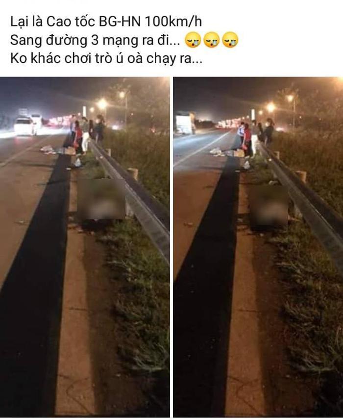 Vụ tai nạn đã khiến 2 người tử vong.