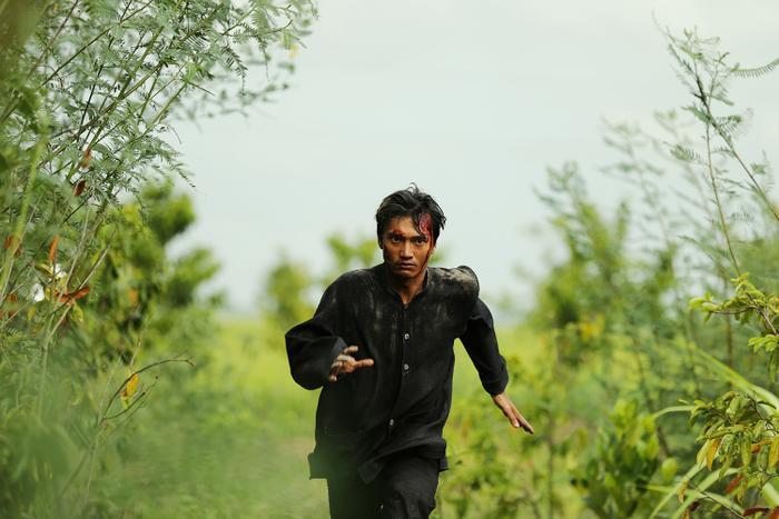 Vai chính điện ảnh đầu tay của Quang Tuấn trong Thất Sơn tâm linh đã mang đến cơn ác mộng thật sự.