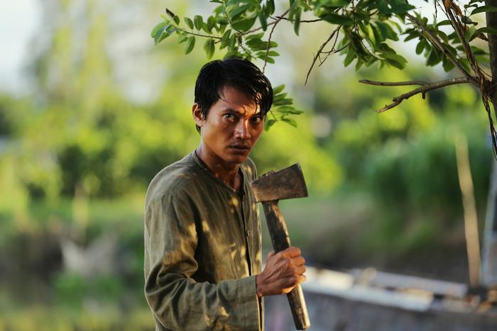 """Rõ ràng Quang Tuấn đã """"gồng gánh"""" cả bộ phim một cách xuất thần."""