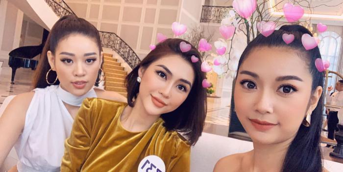 Lộ diện Hội bạn Top 5 MUV 2019 khiến fan mê mẩn: Thúy Vân, Tường Linh, Đào Hà, Khánh Vân ảnh 4