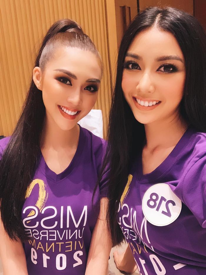 Lộ diện Hội bạn Top 5 MUV 2019 khiến fan mê mẩn: Thúy Vân, Tường Linh, Đào Hà, Khánh Vân ảnh 5