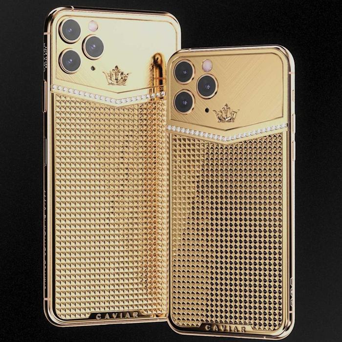 Ngoài ra có phiên bản đặc biệt làm bằng vàng và kim cương với giá gần 31.000 USD (gần 721 triệu đồng).