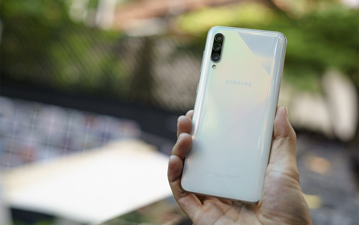 4 điểm nhấn hấp dẫn trên tân binh tầm trung Samsung Galaxy A50s ảnh 2