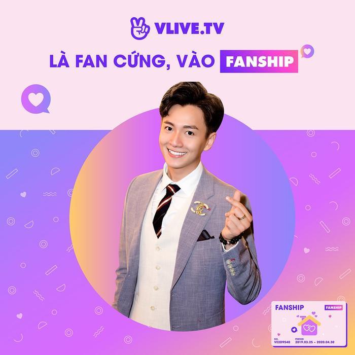 Ngô Kiến Huy, Khởi My  Kelvin Khánh, Han Sara công bố Fanclub online chính thức ảnh 1