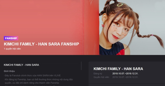 Ngô Kiến Huy, Khởi My  Kelvin Khánh, Han Sara công bố Fanclub online chính thức ảnh 2