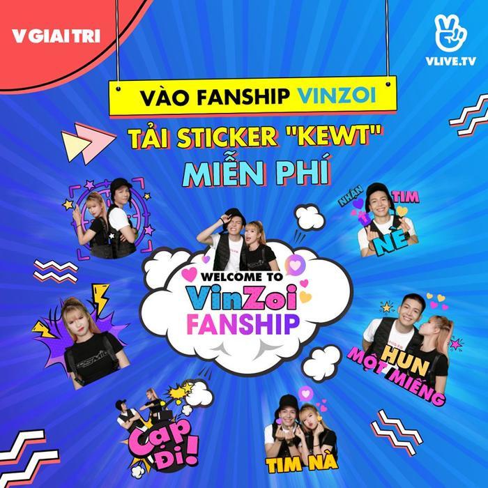 Ngô Kiến Huy, Khởi My  Kelvin Khánh, Han Sara công bố Fanclub online chính thức ảnh 3